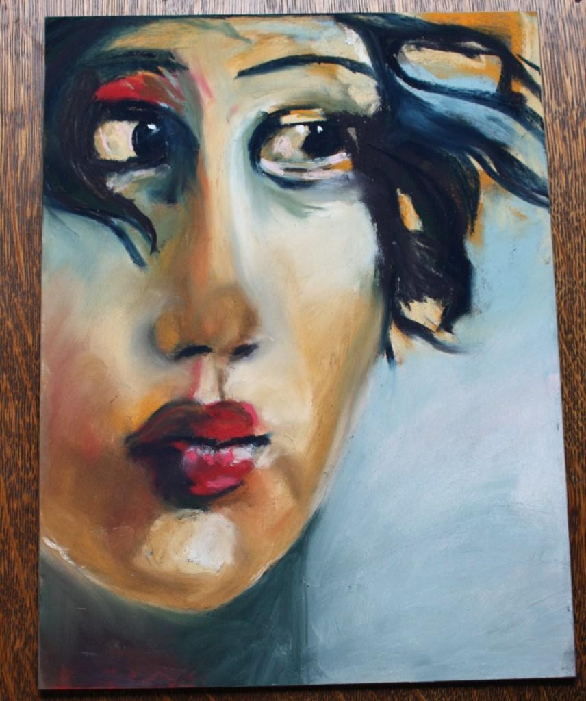 "12""x16"" Pastel Painting"