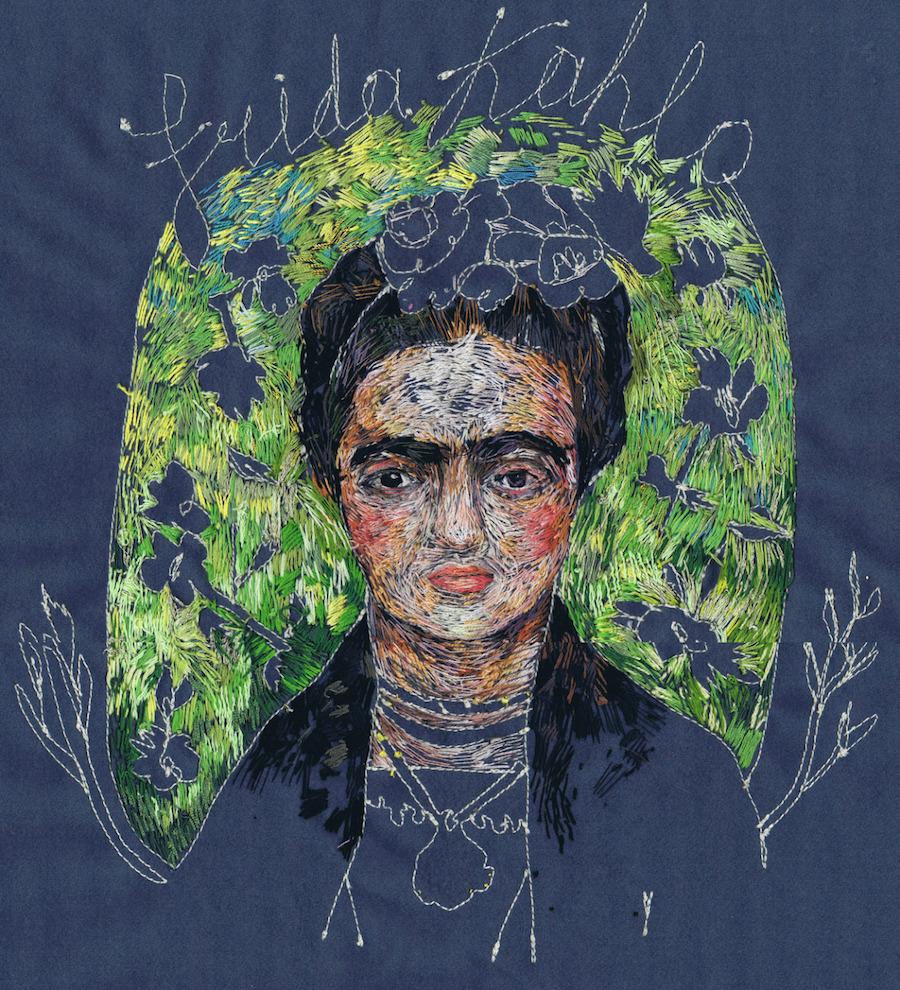 Frida by Lisa Smirnova