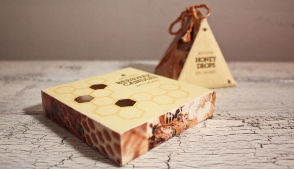 Apis Hives - Packaging Design / 2013