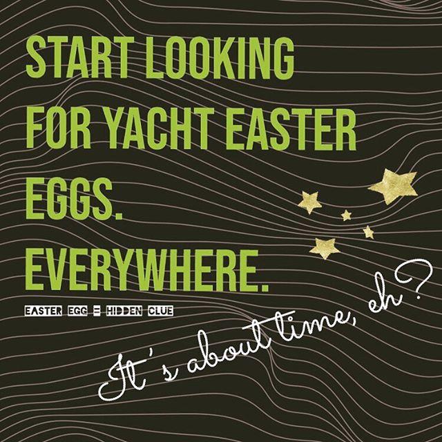 👀👀👀 #escaperoom #wsnc #familyfun #escapegame #eastereggs #yachtheist