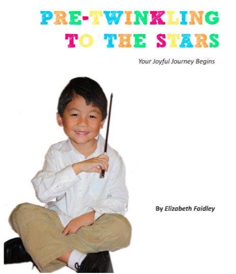 Pre-Twinkling to the Stars  $20.00