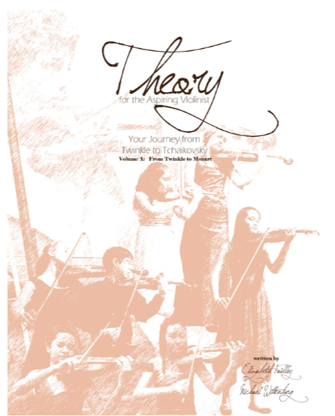 Theory for the Aspiring Violinist  $25.00