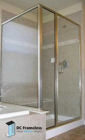 framed-glass-shower-doors-dc
