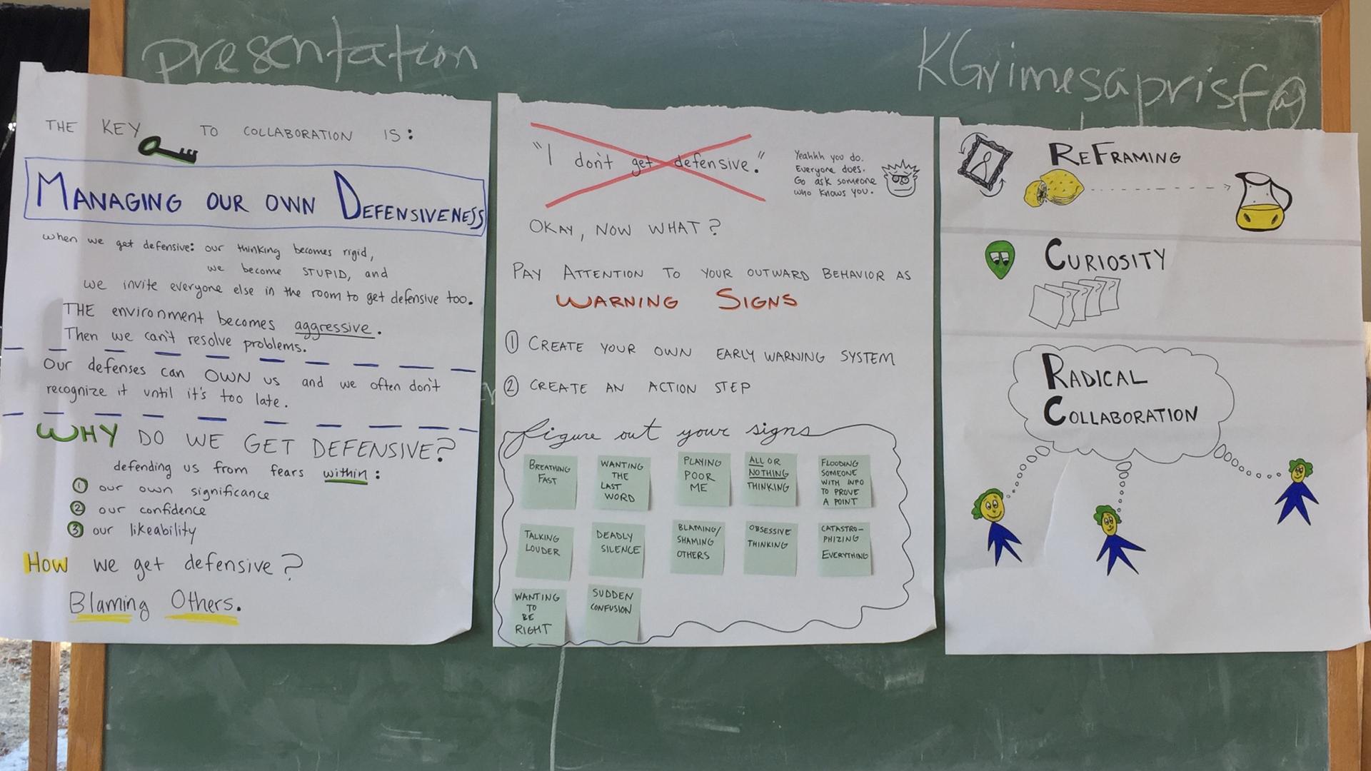 Workshop Three - Radical Collaboration