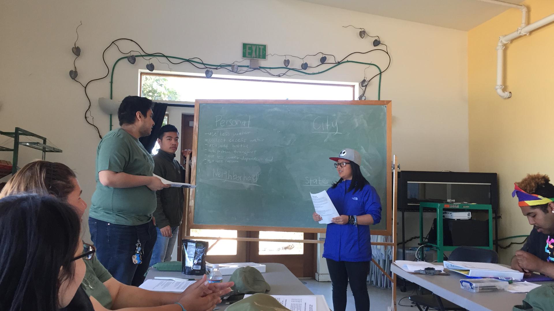 Workshop Four - Public Speaking