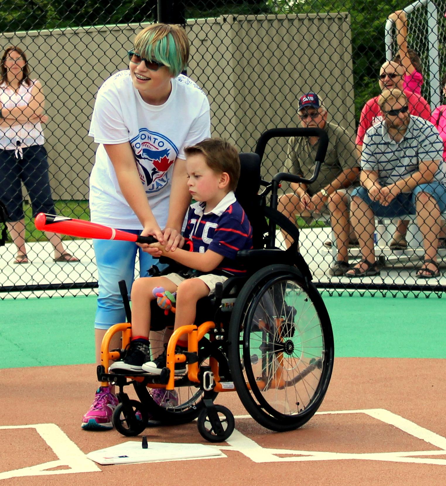 miracle league baseball ottawa