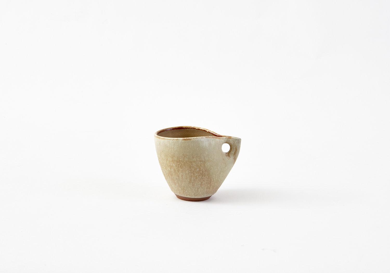 Mushroom mug -