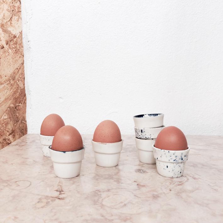 Ceramic Egg Cups -