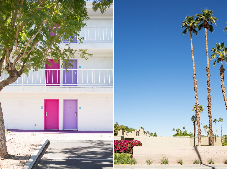 Palm Springs Saguaro Hotel during BLINK Conference