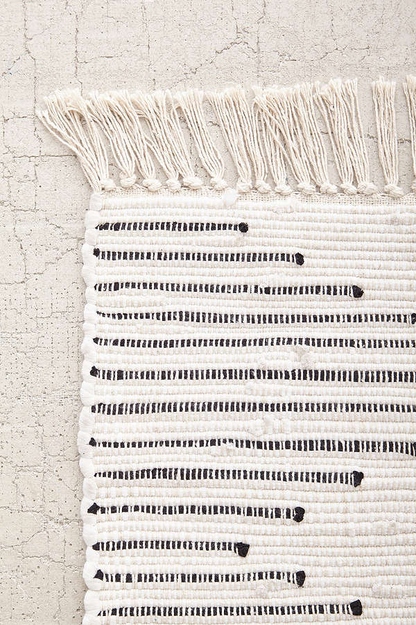 Connected Stripe Rug from Urban Outfitters