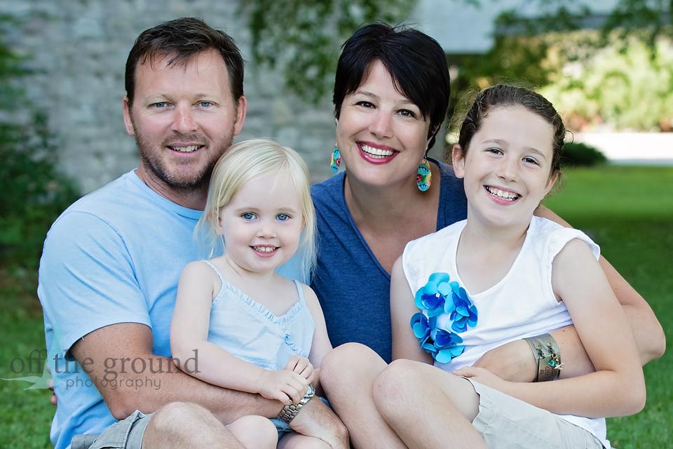 Family photo Saskatoon photography