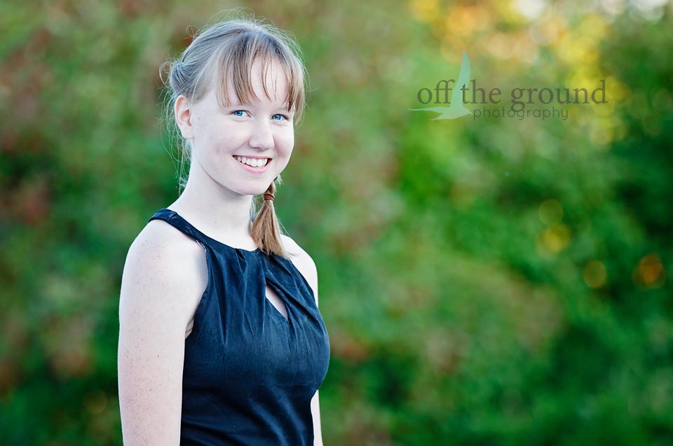 Grade eight graduation photo session in Martensville