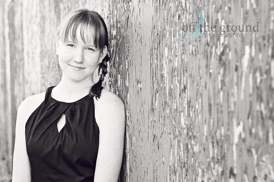 Grade eight graduation photography session in Martensville