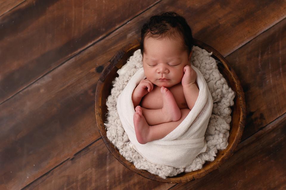 newborn photography martensville