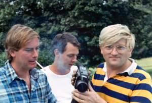 Larry, Gregory Evans, David Hockney, 1978