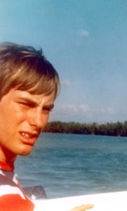 Larry, Florida Bay, 1968