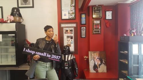 #blackgirlsshopsmall