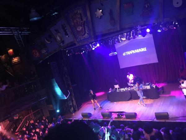 BlackgirlinCLE Trap Karaoke 04