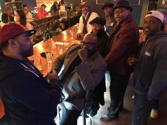 BLKGRLCLE Cigar Boyz