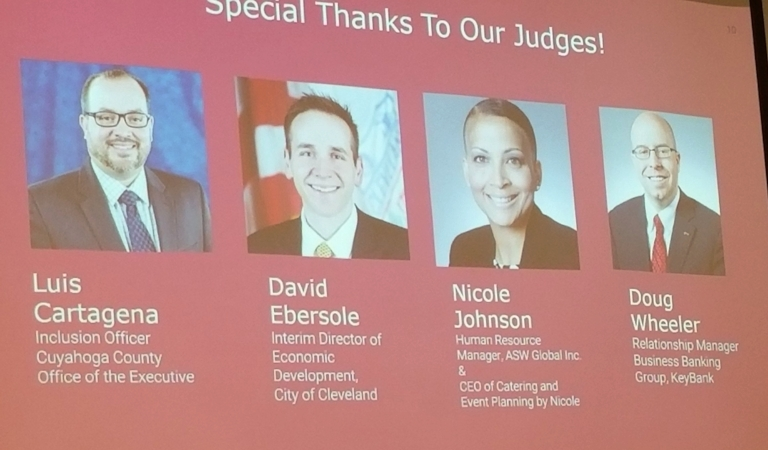 Core City Cle judges