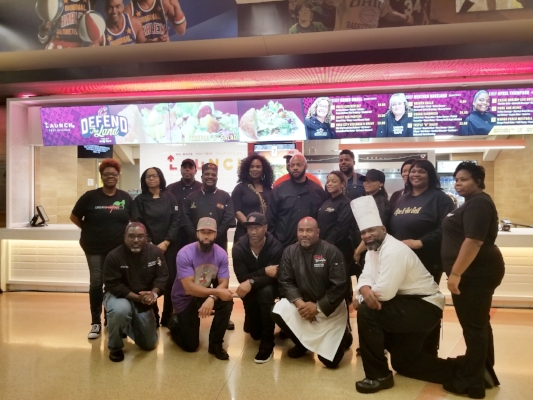 chef group pic Black Girl in CLE