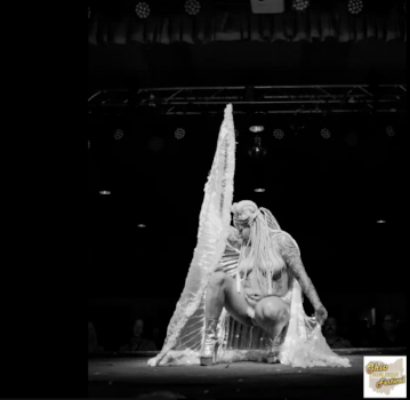 Photo courtesy of Ohio Burlesque Festival | Taken by  Dapper Fella Photos