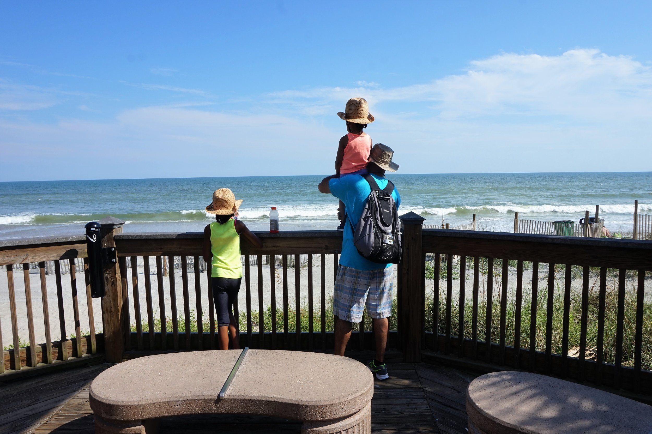 Family Road Trip To Myrtle Beach -
