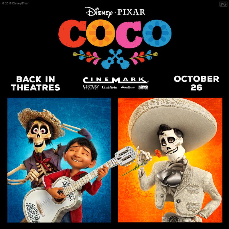 Coco Disney Movie