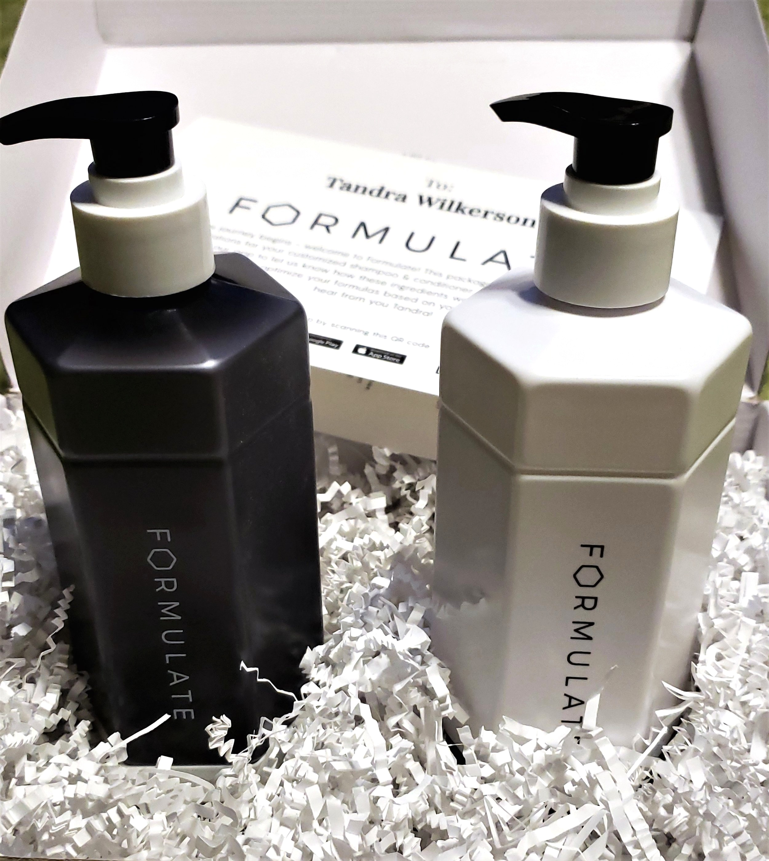 Personalized+shampoo+and+conditioner