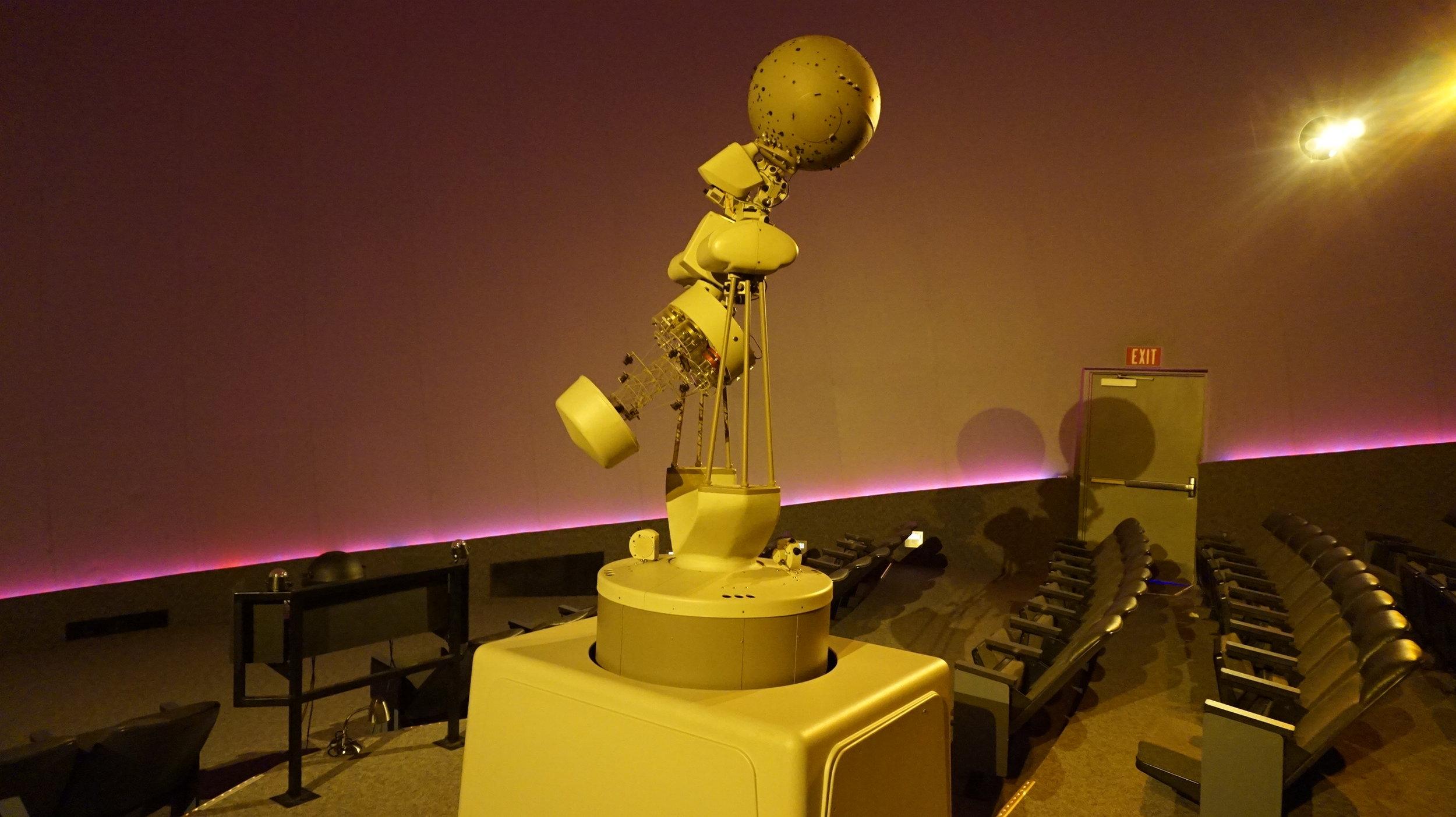 Kaleideum North Planetarium
