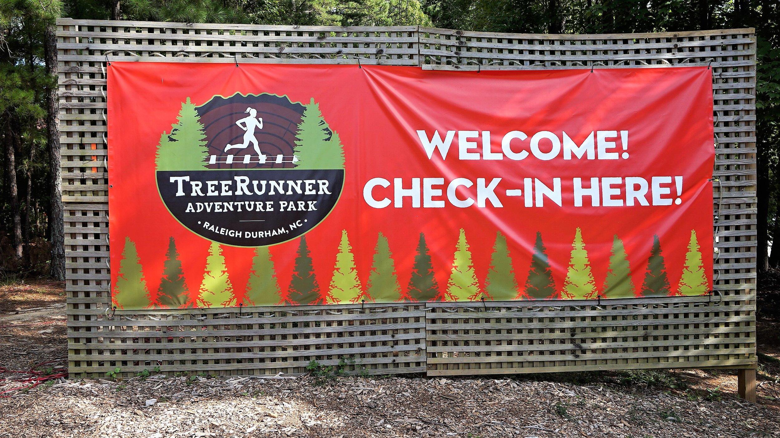 TreeRunner Adventure Park Raleigh