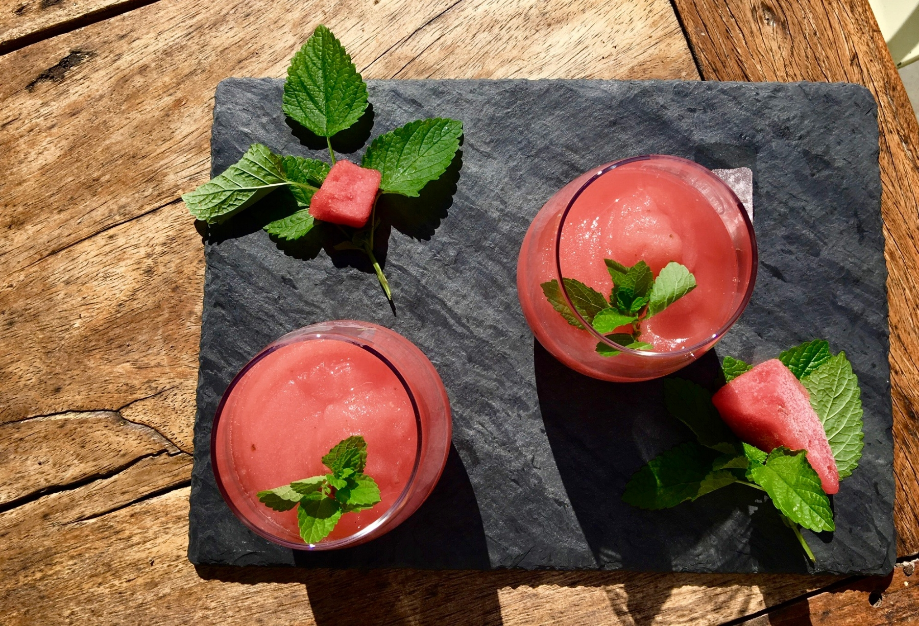 True frozé ready to please on a hot afternoon ( Photo: Brent Pennington,The 29 Napa )