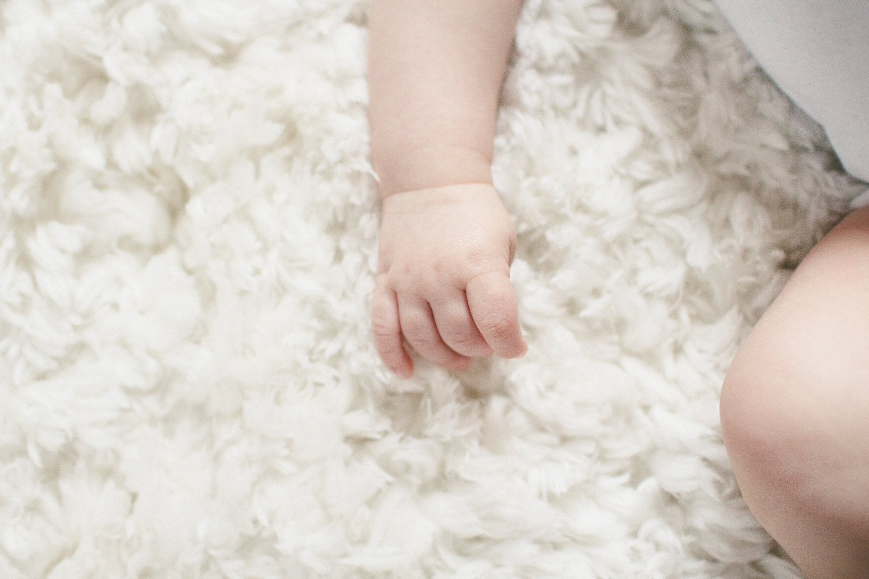 Baby girl Olivia, lifestyle and newborn photography session