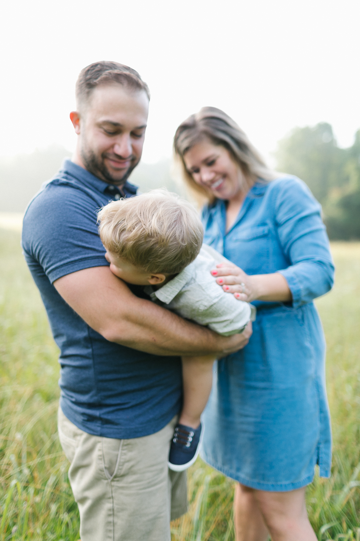 young family-in-Charlotte-NC-Field-Lifestyle-photography.