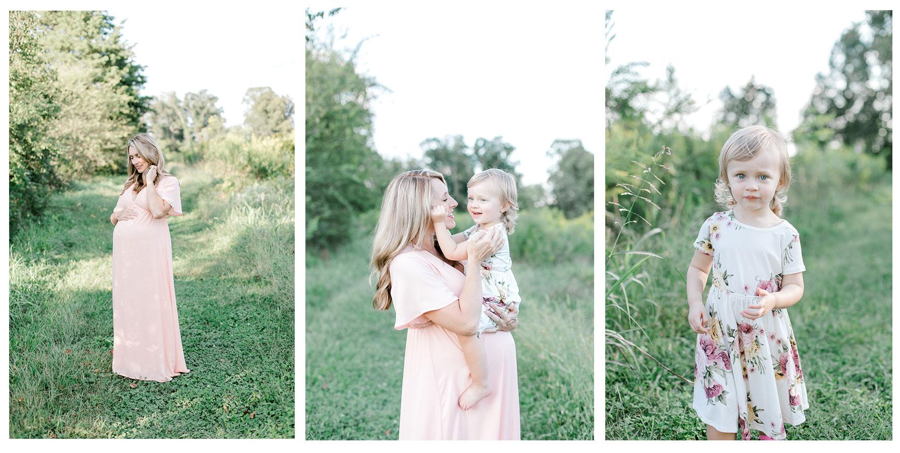 Maternity photos North Carolina