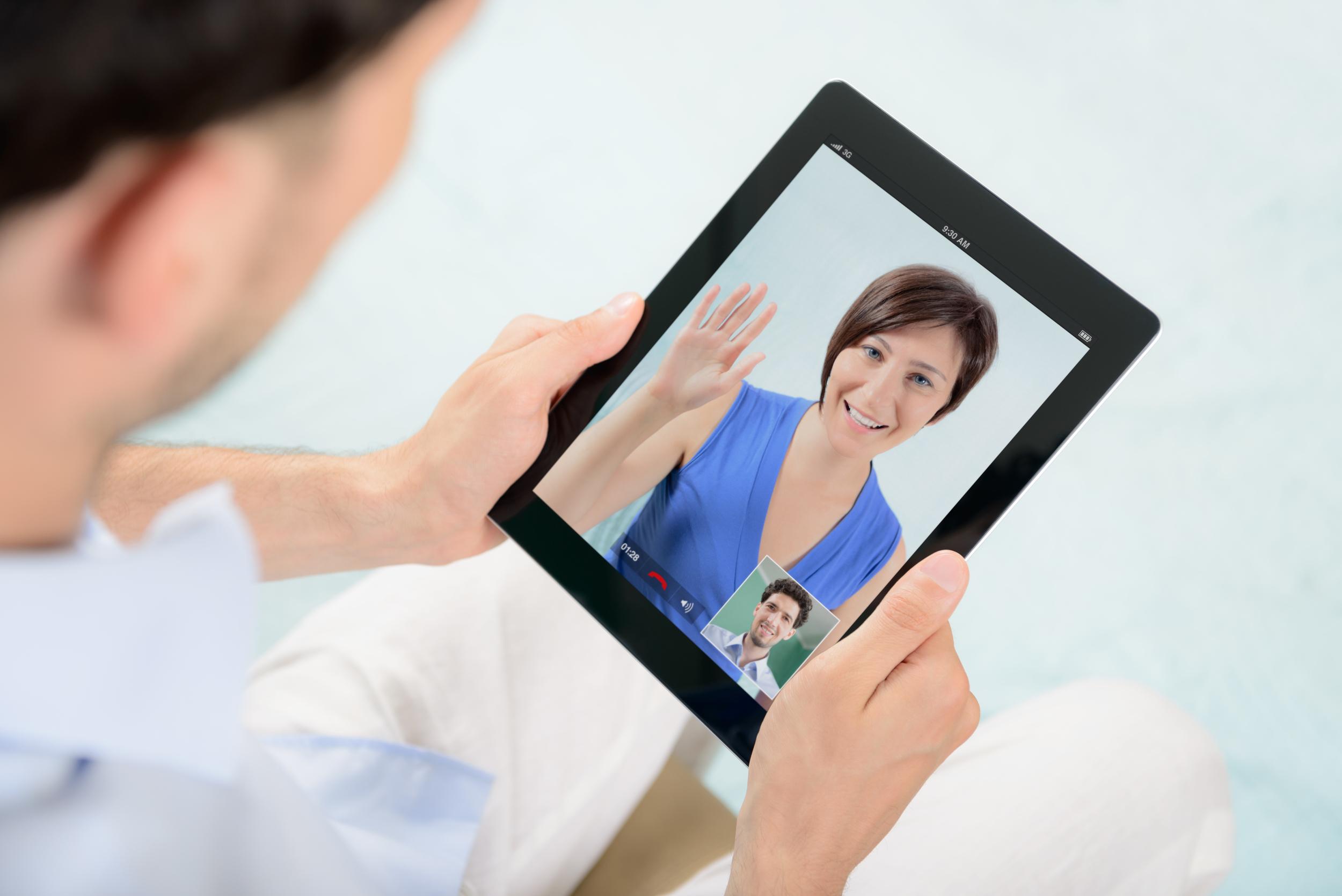 telepractice speech therapy