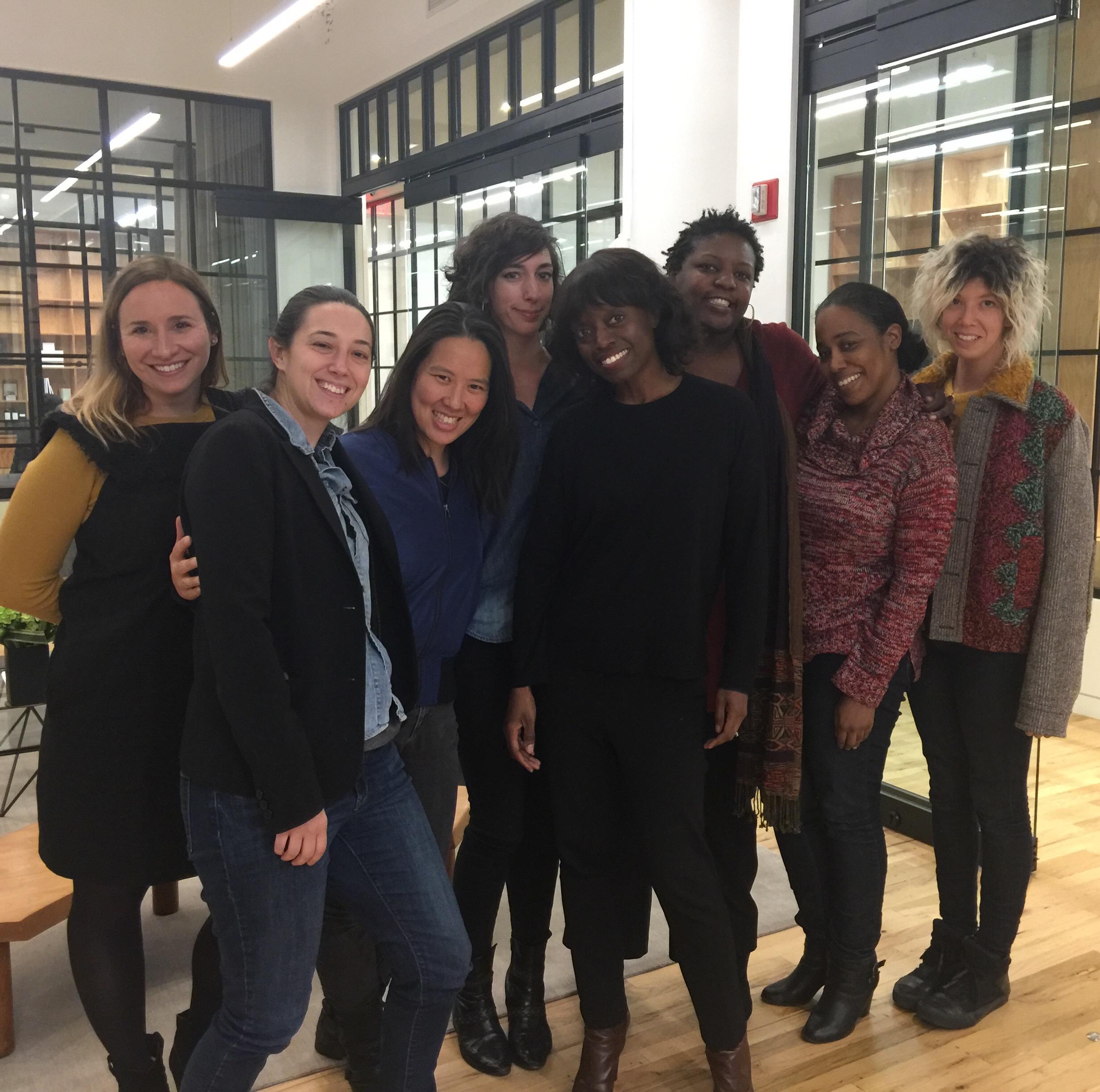 Katie Doering, Lauren Wolkstein, Su Kim, Lana Wilson, Dee Poku, Yoruba Richen, Sabrina Gordon,Elisabeth Holm