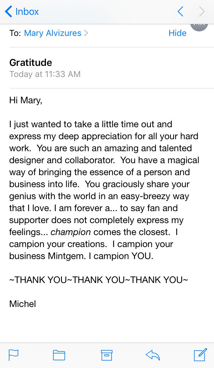 mintgem-thank-you-email