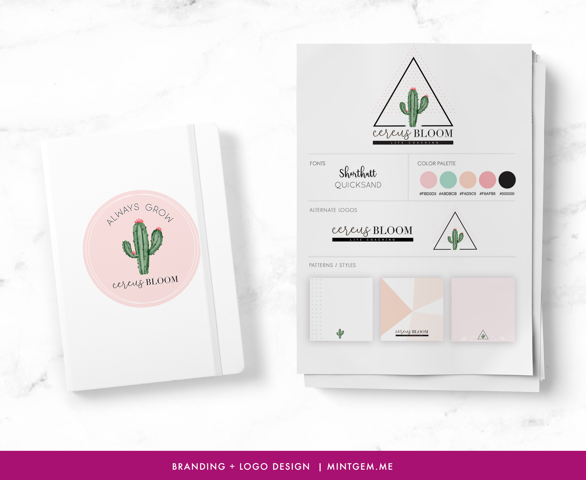 branding-mintgem-logo-design-for-SOULFUL-coaches-women-in-business-cereusbloom2.png