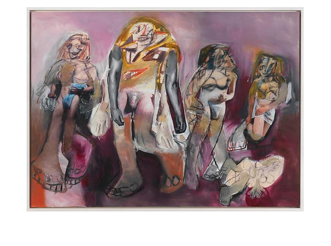 Richard Prince,  Untitled (de Kooning) , 2008