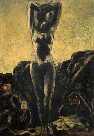 Francis Picabia,  Nu,  1938