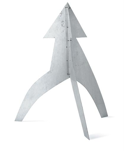 Alexander Calder, Untitled (maquette), ca. 1975