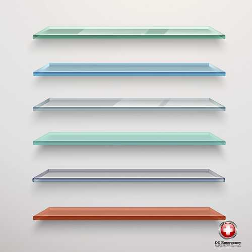 glass-shelf-washington-dc