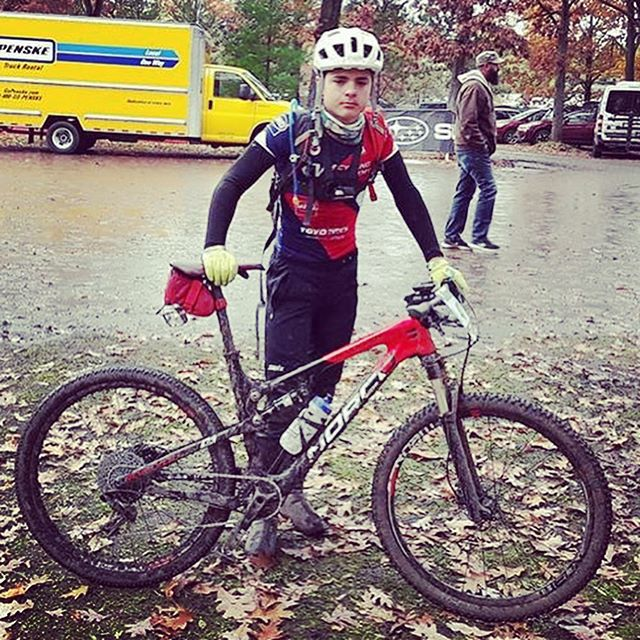 surviving the 30th annual @icemancomethtcmi.. 50 km of snow, mud, sand and almost 5000 riders.