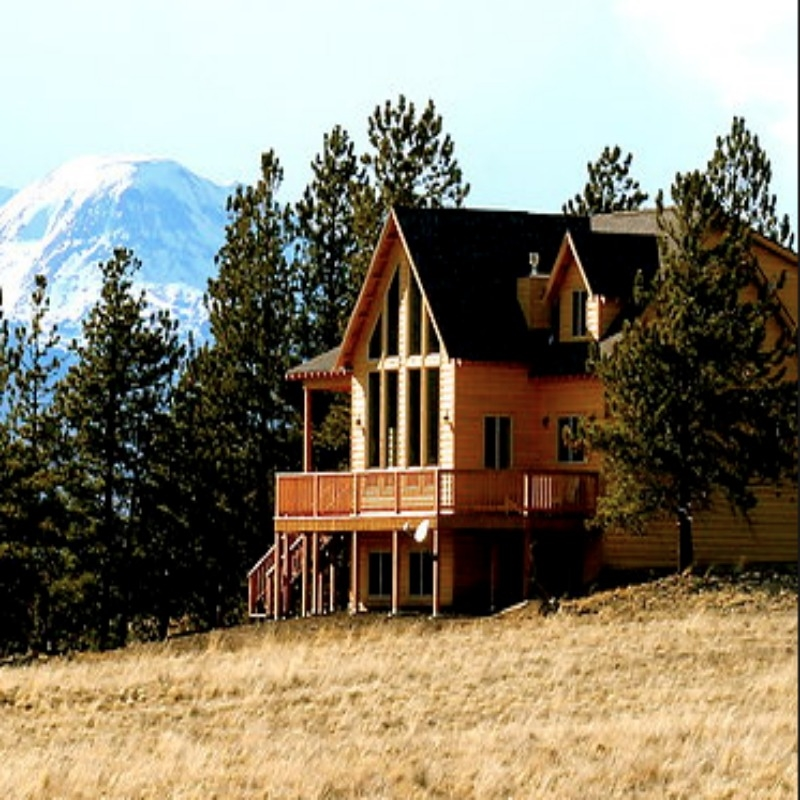 Cabin at Trout Creek Scrapbook Retreat