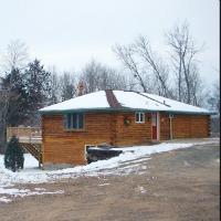 Log Cabin Scrapbook Retreat