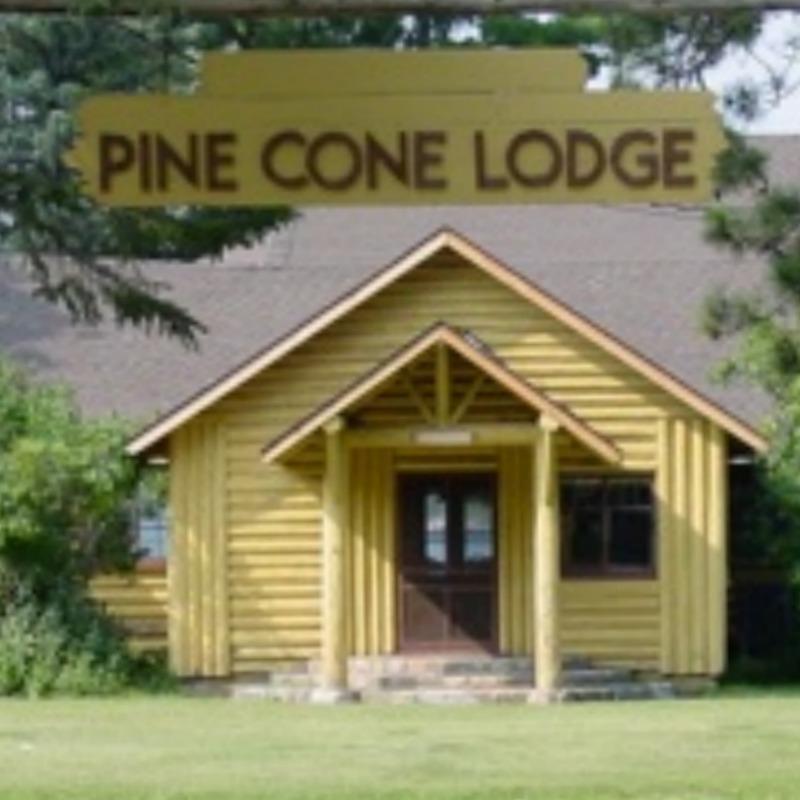 Pine Cone Lodge Scrapbook Retreat