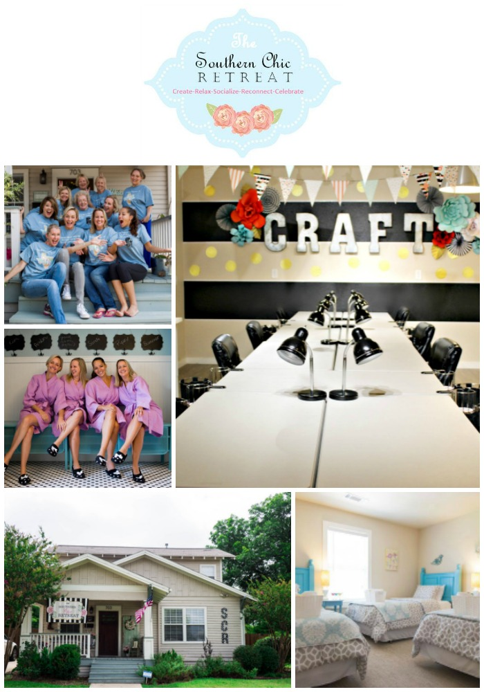 The Southern Chic Retreat - McKinney, Texas