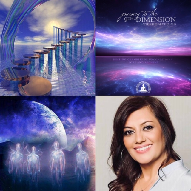 Journey to 9th Dimension - Healing Chambers