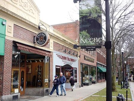 Keene, NH leadership consultant Jeff Saari serves southwestern NH.